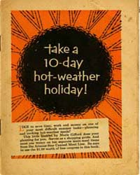 Take a 10-weather Holiday, Document Msus... by Michigan State University