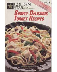 Simply Delicious Turkey Recipes, Documen... by Armour
