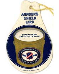 Armour's Shield Lard, Document Msuspcsbs... by Michigan State University