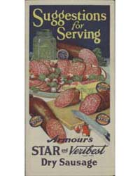 Armour's Star and Veribest Dry Sausage, ... by Michigan State University