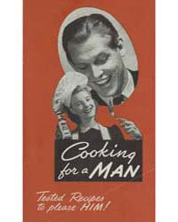 Cooking for a Man Tested Recipes to Plea... by Michigan State University