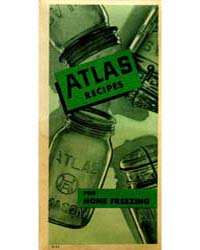 Atals Recipes for Home Freezing, Documen... by Michigan State University