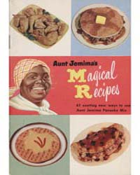 Aunt Jemima's Magical Recipes, Document ... by Michigan State University