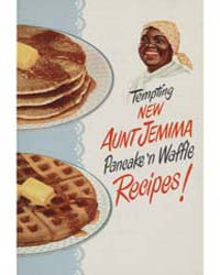 Tempting New Aunt Jemima Paneake'N Waffl... by Michigan State University