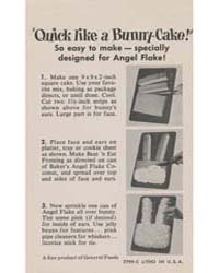 Quick Like a Bunny-cake, So Easy to Make... by Michigan State University