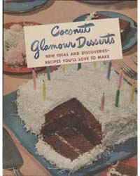 Coconut Glamour Desserts, Document Msusp... by Michigan State University