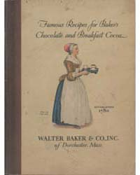 Famous Recipes for Baker's Chocolate and... by Michigan State University