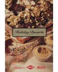 Holiday Desserts 1994, Document Msuspcsb... by Michigan State University