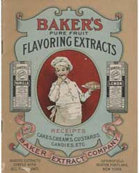 Baker's Pure Fruit Flavoring Extracts, D... by Michigan State University