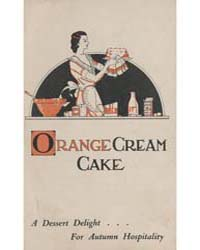 Orange Cream Cake, Document Msuspcsbs Ba... by Michigan State University