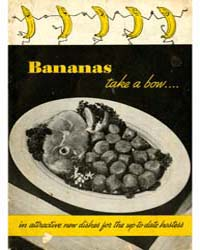 Bananas Take a Bow, Document Msuspcsbs B... by Michigan State University