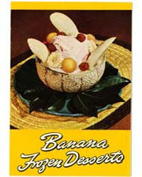 Banana Frozen Deserts, Document Msuspcsb... by Michigan State University