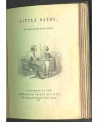 Little Oaths, Document Oath by Charlotte Elizabeth