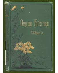 Orchio Culture, Document Orchidculture by E. S. Band