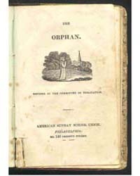 The Orphan, Document Orph by Michigan State University