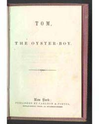 Tom, the Oyster - Boy, Document Oyst by Michigan State University