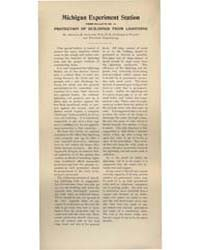 Press Bulletin Number 15, Protection of ... by Sawyer, Arthur R.