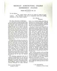 Press Bulletin Number 42, Document Pb-42 by R. S. Shaw