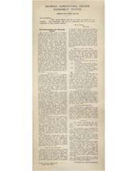 Press Bulletin Number 48, Document Pb-48 by R. S. Shaw