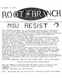 Root and Branch, Document Rootandbranch by Don Mader