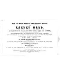 Sacred Harp, Document Sacredharp by Michigan State University