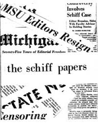 The Schiff Papers, Document Schiff by James Schutze