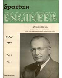 Spartan Engineer, Volume 5, Document Se-... by C. L. McCuen