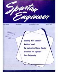 Spartan Engineer, Volume 8, Document Se-... by Ray Steinbach