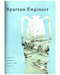 Spartan Engineer, Volume 11, Document Se... by Frank W. Brutt