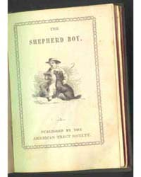 The Shepherd Boy, Document Shep by Michigan State University