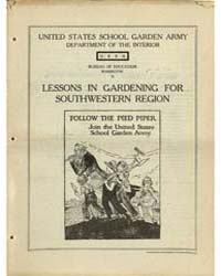 Lessons in Gardening for Southwestern Re... by Michigan State University