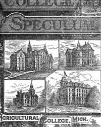 The College Speculum, Document Speculumv... by J. Aberle