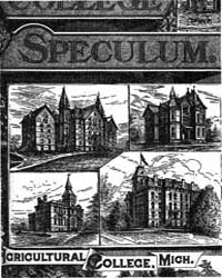 The College Speculum, Document Speculumv... by W. C. Hall