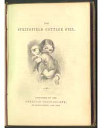 The Springfield Cottage Girl, Document S... by Michigan State University
