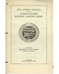 The Spring Manual of the United States S... by Michigan State University