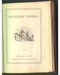 Travellers' Wonders, Document Travellers... by Michigan State University