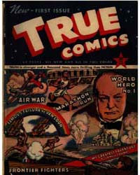 True Comics ; First Issue, Number 1, Doc... by Michigan State University