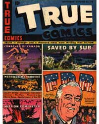 True Comics, Januray Number 39, Document... by Michigan State University