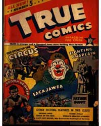 True Comics, Number 5, Document Truecomi... by Michigan State University