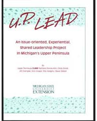U.P. Lead an Issue-oriented, Experientia... by Partners Donna Aird
