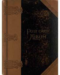 Post Card Album, Document Zanz by Michigan State University