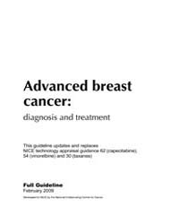 Advanced Breast Cancer by National Collaborating Centre for Cancer (Uk)