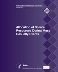 Allocation of Scarce Resources During Ma... by National Academies Press US