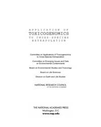 Application of Toxicogenomics to Cross-s... by National Academies Press US