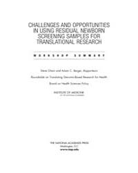 Challenges and Opportunities in Using Re... by National Academies Press US