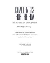 Challenges for the Fda : the Future of D... by National Academies Press US