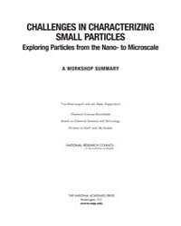Challenges in Characterizing Small Parti... by National Academies Press US