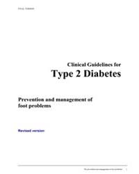 Clinical Guidelines for Type 2 Diabetes ... by University of Sheffield