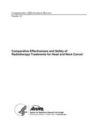 Comparative Effectiveness and Safety of ... by Agency for Healthcare Research and Quality US