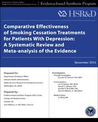 Comparative Effectiveness of Smoking Ces... by Wing, Liz